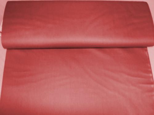 Ühevärviline puuvillane kangas